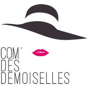 Logo Com Des Demoiselles